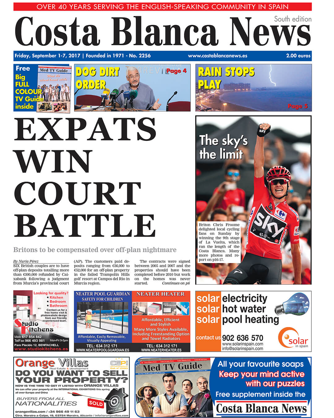 Expats Win Court Battle